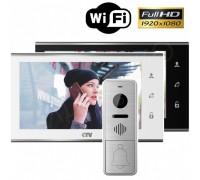 Комплект видеодомофона CTV-DP4102FHD