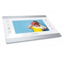 Видеодомофон Slinex SL-07M (серебро + белый)