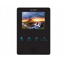Видеодомофон Slinex MS-04 (черный)