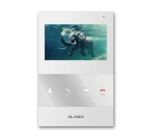 Видеодомофон Slinex SQ-04 (белый)