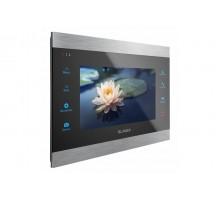 Видеодомофон Slinex SL-07IP (серебро + чёрный)