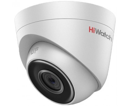 HD видеокамера 1Mp HiWatch DS-T123