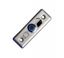 Кнопка выхода с подсветкой TDE-02 Light Tantos (врезная)