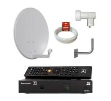 Комплект «НТВ Плюс» с ресивером Sagemcom DSI74 HD