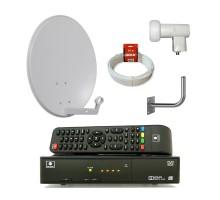 Комплект «НТВ Плюс» с ресивером NTV-PLUS 1 HD VA