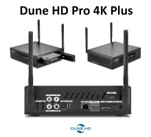 Медиаплеер Dune HD Pro 4K Plus
